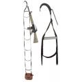 8 ft. Pocket Ladder w/ Hook