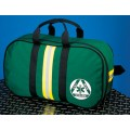 DELUXE TRAUMA PAK, OUTER COVER ONLY W/ ABS SHELL& STRAPS*